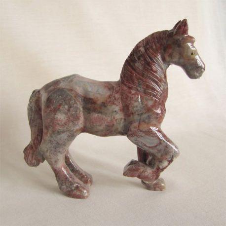 Velká figurka koně