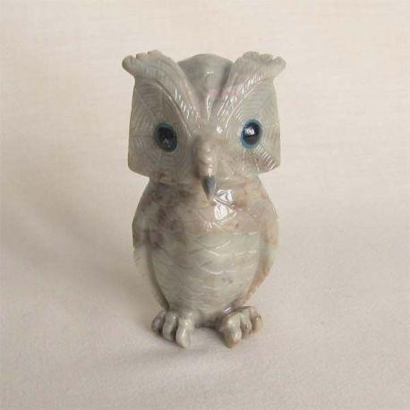 Velká figurka sovy č.2