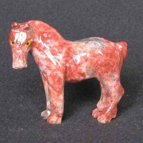 Figurka koně č.1