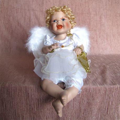 Porcelánový andílek