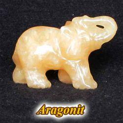 Slon - aragonit