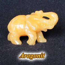Slon - aragonit větší