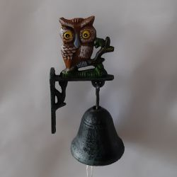 Zvonek - sova