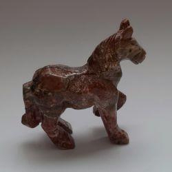 Kůň střední