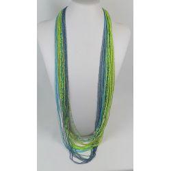 Rokajlový náhrdelník dlouhý