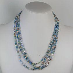 Drobný náhrdelník dlouhý