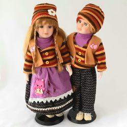 Dvojčata Vendulka a Ríša