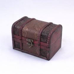 Dřevěná truhlička