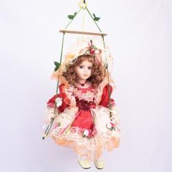 Princezna Malvína na houpačce